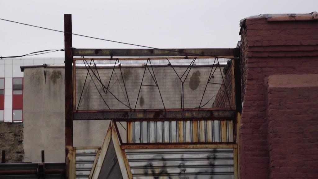 Found lettering in Brooklyn