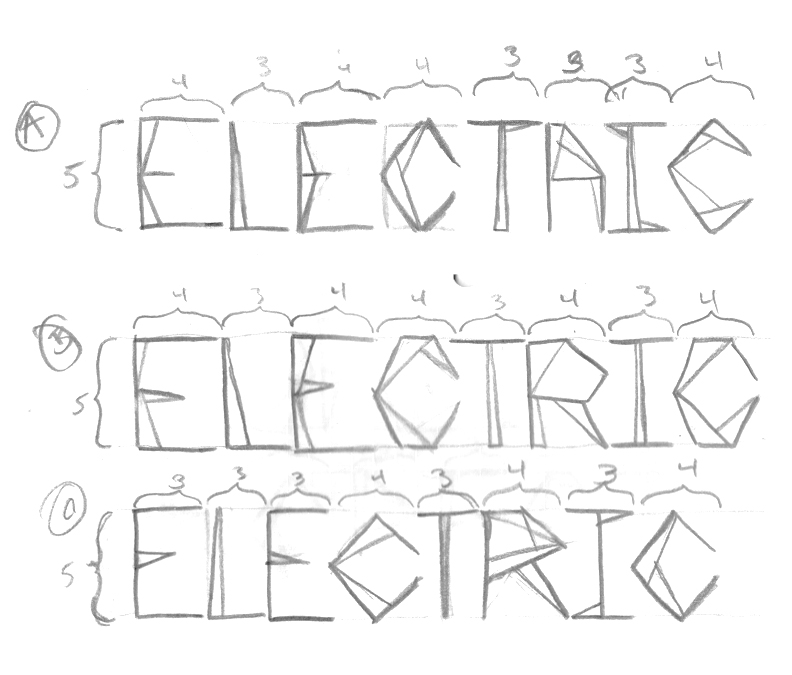 Electric letter study