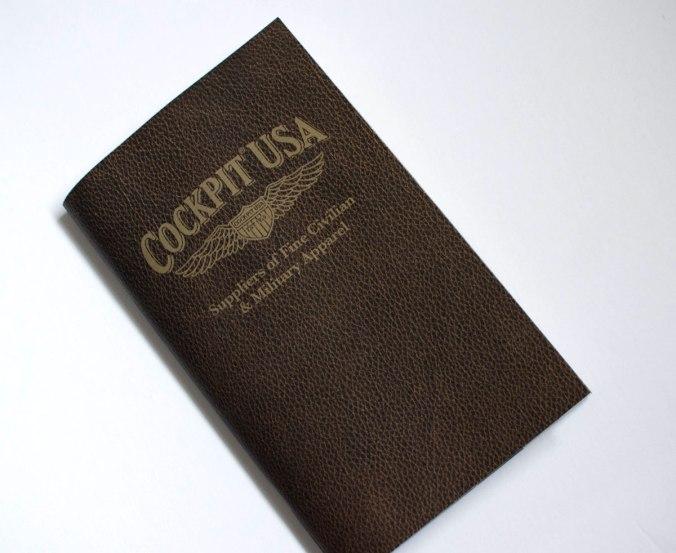 Cockpit USA Brand Book 2016 Cover